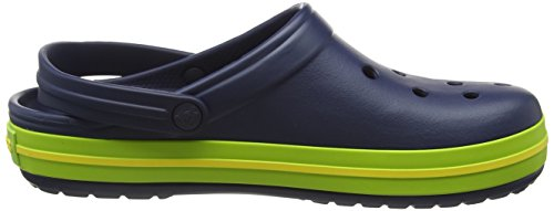 Crocs 11016-40i Tamaño 6 Us Azul