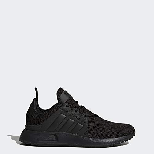 adidas Originals Kids Unisex's X_PLR Sneaker, Black/Black/Black, 6 Medium US Big Kid