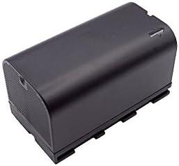 CS-GBE221HL Batería 6800mAh Compatible con [Leica] ATX1200, ATX900, Flexline Total Stations, GPS900, GRX1200, GS20, Piper 100, Piper 200, Piper 200 Lasers, RX1200, RX900, SR20, System 1200 GNSS recei