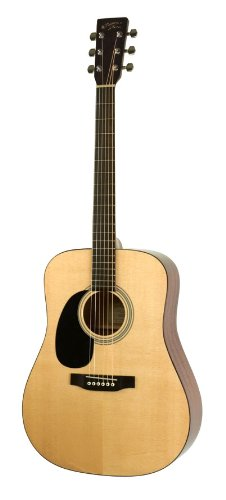 Recording King Classic Series (Recording King RD-06-L Classic Series Dreadnought, Left-Handed)