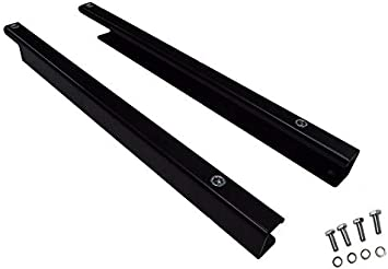 PART # DA2148 BRITPART 70MM PLUS EXTENDED SEAT RAILS TALL DRIVER RAISERS COMPATIBLE WITH LAND ROVER DEFENDER 1983-2016