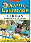 Lyric Language German Dvd