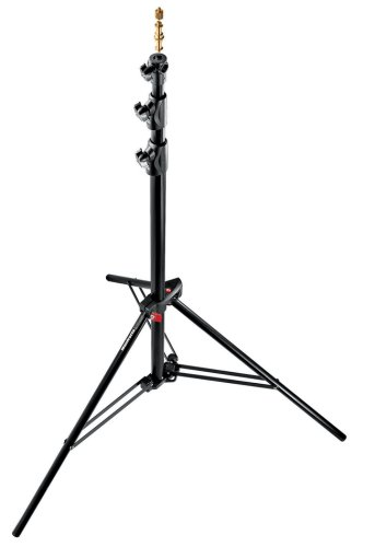 Manfrotto 1005BAC Ranker Stand (Black) by Manfrotto