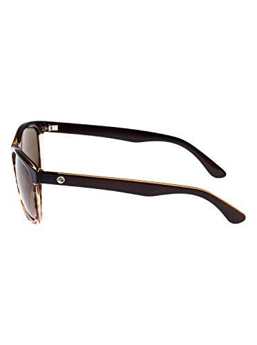 Gafas Shoreline Hombre Brown de Quiksilver sol EQYEY03013 para q8w1B5pnF