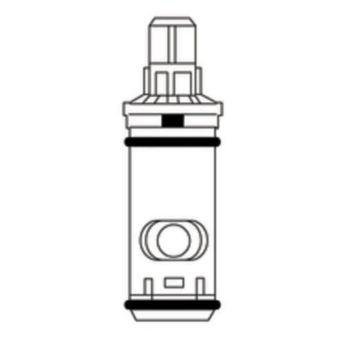 Moen 1248B Two Handle Replacement Cartridge by Moen
