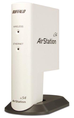 Buffalo Technology AirStation 54Mbps Wireless Compact Repeater Bridge-g (WLA-G54C)