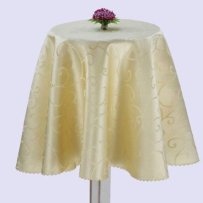 KISS QUEEN Table cloth rectangle Square Round Wedding TableCloth jacquard fabric table cover for home hotel Restaurant kitchen  c11 B07SNVRDXX