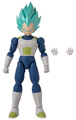 Dragon Ball Super – Dragon Stars Super Saiyan Blue Vegeta-Version 2 Figure (Series 16)