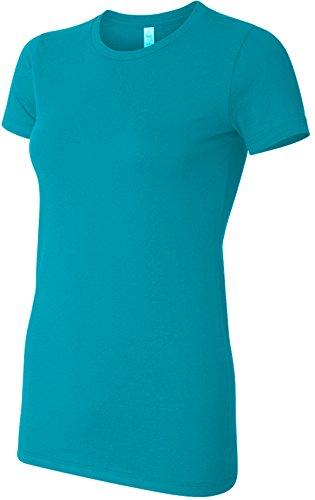 Bella Leinwand Die Lieblings-T-Shirt Teal M