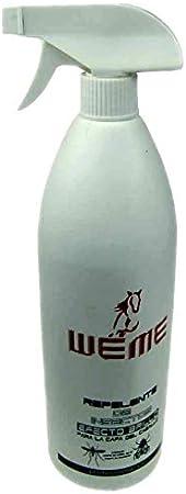 WEME Spray Repelente INSECTICIDA ABRILLANTADOR