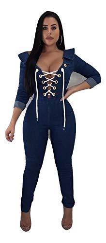 Dreamworld New Brown Tartan Print Jumpsuit Catsuit Club Wear Party Wear Size Medium Fits UK 10-12