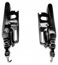 1967-69 Camaro Convertible Top Latch Assembly (Top Components) 2 pcs.