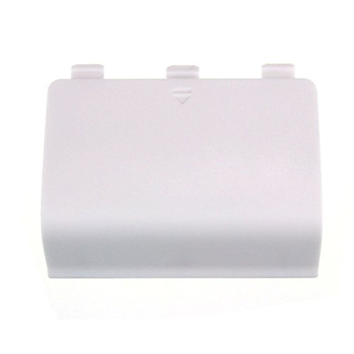 Price comparison product image Coromose® Controller Battery Door Shell Cover Replacement Part for Xbox One (White)