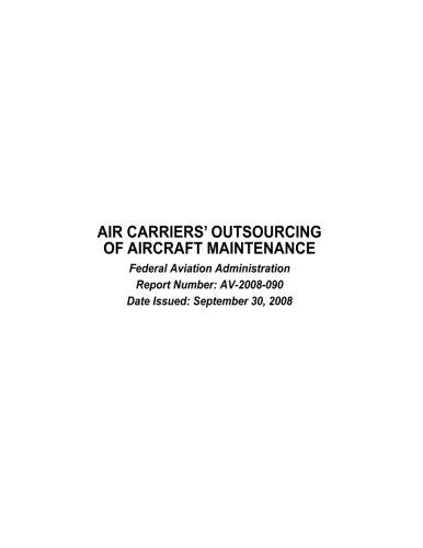 46 Best Aircraft Maintenance Books of All Time - BookAuthority