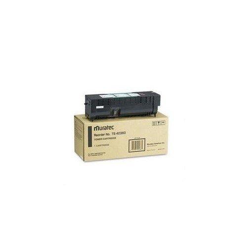 (TS40360 Muratec brand (OEM) toner for F320/ 360/ MFX 1200 series, blk same as international version TS360lk)