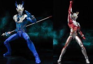 Amazon.com: Bandai Tamashii Nations Ultra-act Ultraman Zero ...