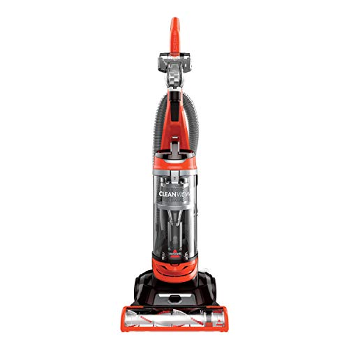 BISSELL Cleanview Bagless Vacuum Cleaner, 2486, Orange (Best Small Vacuum Cleaners 2019)