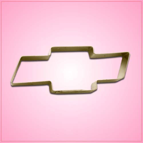 (Chevy Emblem Cookie Cutter-One Piece Only)