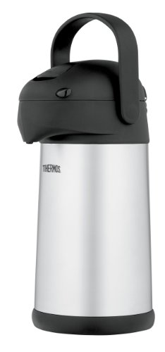Thermos Stainless Steel Carafe - 7