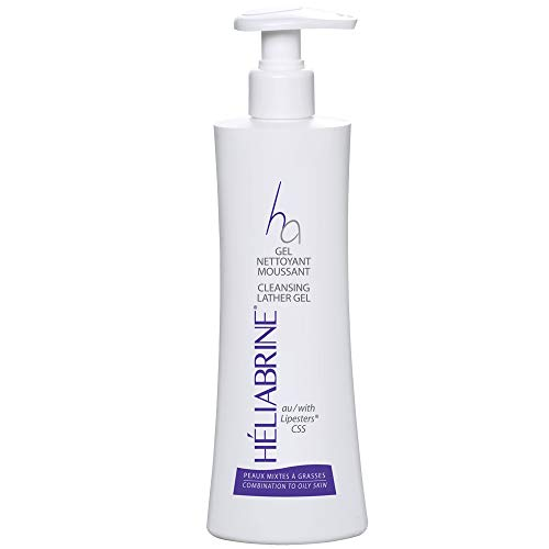 Heliabrine Natural Cleansing Lather Gel 250ml. From The HA Line For Oily Skin. The Best Purifying Cleansing Gel For Your Face. 100 Natural Ingredients That Leaves Your skin PURIFY, CLARIFY REBALANCE. This Natural Cleansing Gel Will Finally Give You The Results You Were Looking For. GUARANTEED