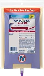 NESTLE NOVASOURCE RENAL SPIKE RIGHT Model: 35180100 by Nestle
