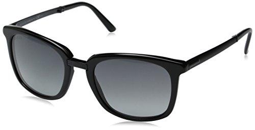 Gucci Men's GG 1050/S Black/Grey Gradient