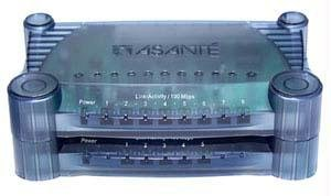 - Asante FriendlyNET FH405 - hub - 5 ports ( FH405 )