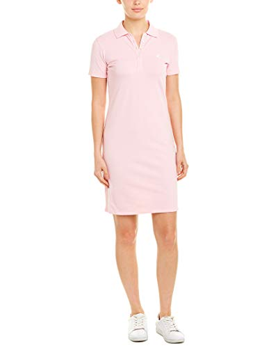 Brooks Brothers Model - Brooks Brothers Womens Polo Shirtdress, M, Pink