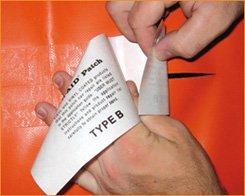 Strickerchemie Tear Aid Medio de reparación de parches para ...