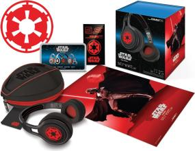 Star Wars First Edition Galactic Empire STREET by 50 On-Ear Headphones
