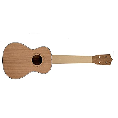 Supply Naomi Ukulele Fretboard 23 Inch Concert Ukulele Hawaii Guitar Wood Fretboard Fingerboard 17 Frets Guitar Parts Accessories Diy Stringed Instruments