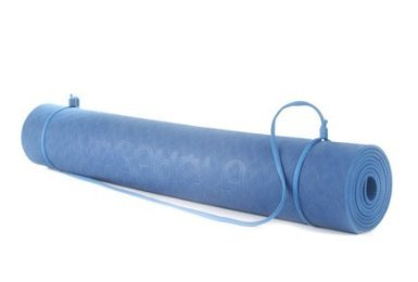 YogaHola Deluxe Premium Super Soft Eco-Friendly Yoga Mat w/ Carry Cord by YogaHola Yoga Mat