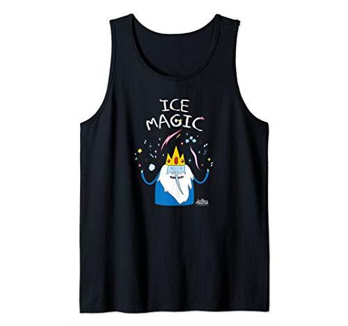 - Adventure Time Ice King Magic Tank Top