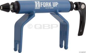 Hurricane Components Fat Boy Fork Up 135mm Adaptor Non-Offset (Fat Boy Inserts)