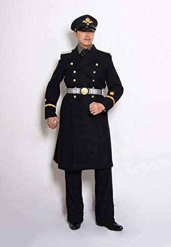reproduct ww1 german kriegsmarine officer's Whipcord Frock Coat set ()