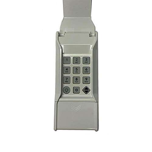 Linear LPWKP Mega Code Wireless Keypad Linear DNT00058 318 MHz (MDTK)
