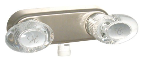 Phoenix USA R0463-I 4'  Nickel Bath Faucet Shower Valve W10-1412