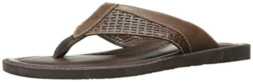 Tommy Bahama Men's Anchors Ashore Dress Sandal - Dark Bro...