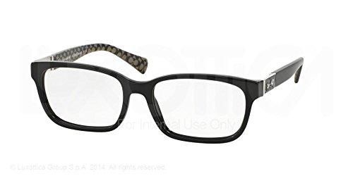 Coach Darcy Eyeglasses HC6062 5261 BlackBlack Military Sig C 53 16 135
