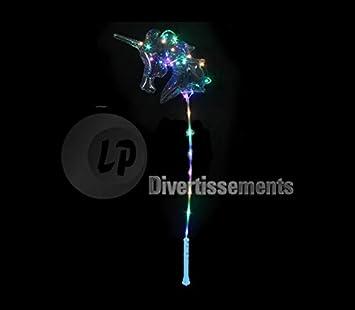 COOLMP balón Unicornio LED Luminoso Meduse 1.35 M - Juegos ...