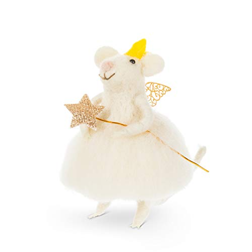 (Abbott Collection 27-MERINO-368 Fairy Mouse w/Wand-4.5