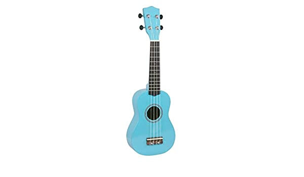 Aloha 7M16AC - Ukelele soprano, color azul turquesa: Amazon.es: Instrumentos musicales