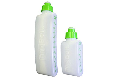 FlipBelt Water Bottle 6oz (Running Water)