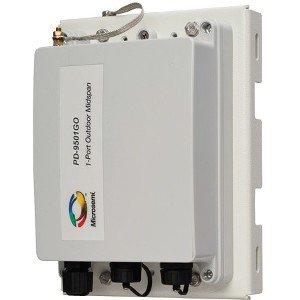 Powerdsine Inc 60W Single Port Outdoor Midspan PD-9501GO/12-24VDC