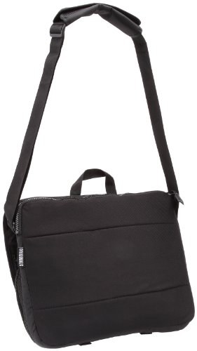 JanSport Borsa Messenger Turnpike,  nero �?nero, TTZ8