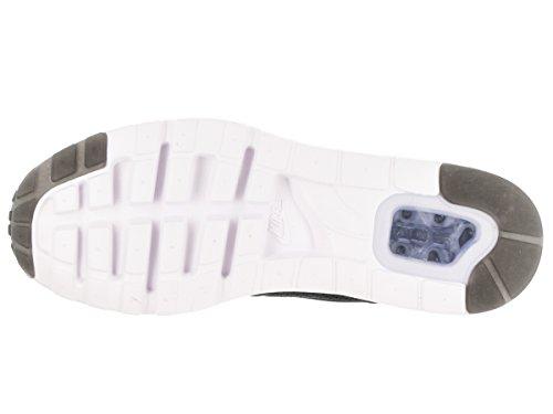 Nike Uomo Air Max 1 Ultra Moire Scarpe Sportive Nero (Negro (Negro (Black/Black-white)))