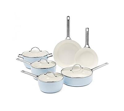 GreenPan Padova 10 Piece Cookware Set