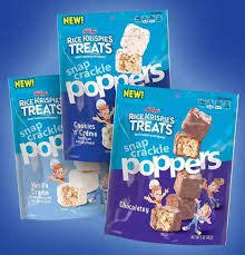 Rice Krispies Treats Poppers Variety Pack