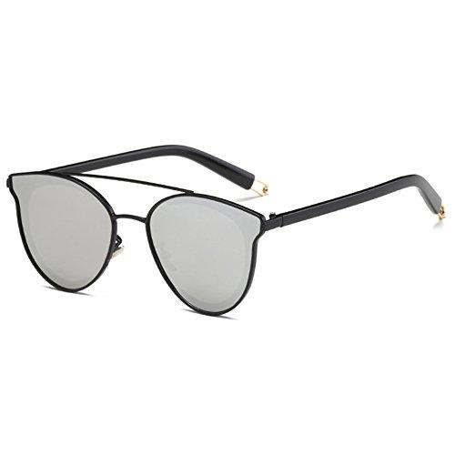 51mm NIFG soleil lunettes unisexe D de 136 colorées de réfléchissantes 138 soleil Lunettes FTqZwTxOP