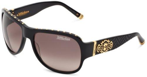 Affliction Sunglasses Raven Black/Antique - Affliction Sunglasses